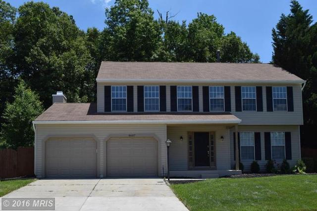 8607 Undermire Ct Bowie, MD 20720