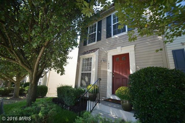1842 Tiger Lily Cir #19, Woodbridge, VA 22192