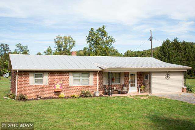 13460 Little Dry River Rd, Fulks Run, VA 22830