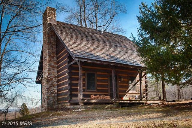 509 Bessie Bell Mtn Rd, Woodville, VA 22749