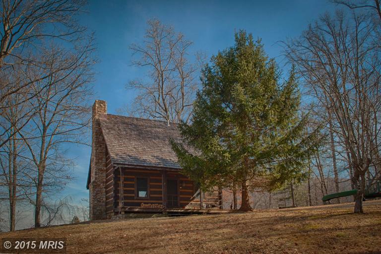 509 Bessie Bell Mountain Road, Woodville, VA 22749