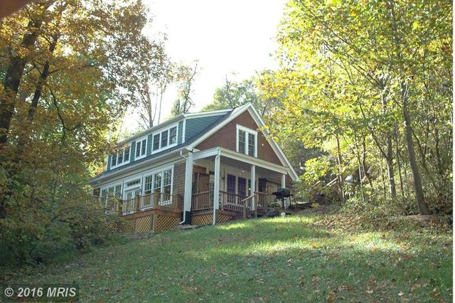 141 Old Browntown Ln, Huntly, VA 22640