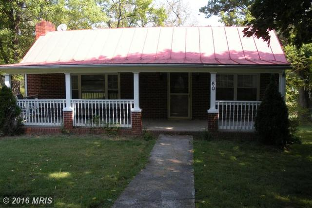 60 Withers Mill Rd, Huntly, VA 22640