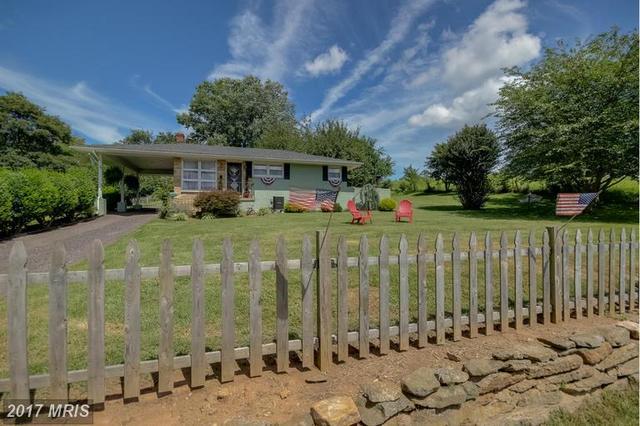 4665 Sperryville Pike, Woodville, VA 22749