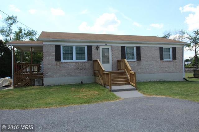 194 Marshall St, Strasburg, VA 22657