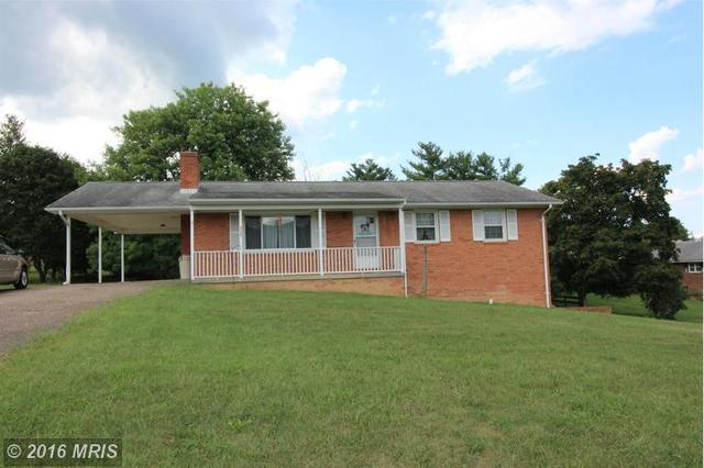408 Jackson St, Woodstock, VA 22664