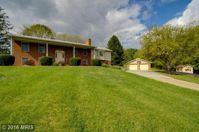 11545 Fort Valley Rd, Fort Valley, VA 22652