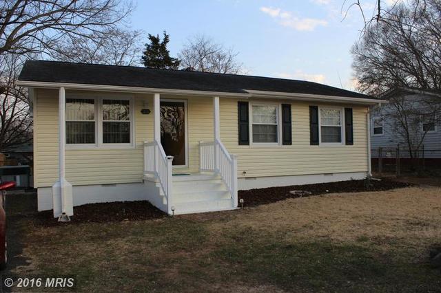 314 Hamilton St, Fredericksburg, VA