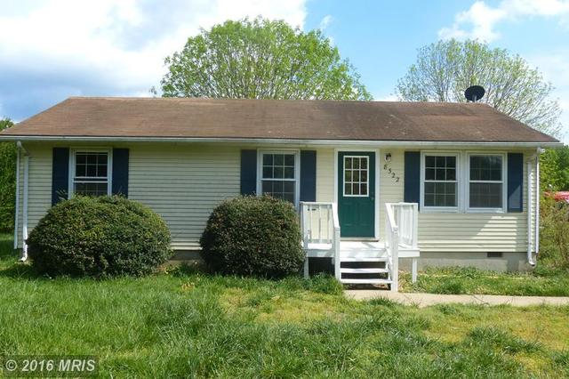 8322 Marye Rd, Partlow, VA