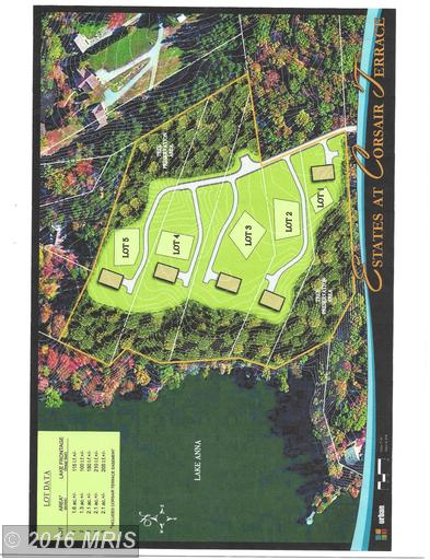 1 Lot 1 Corsair Terrace, Mineral, VA 23117