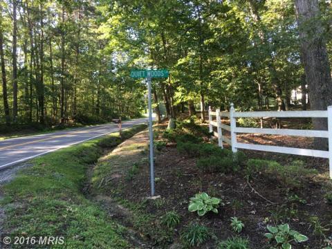 Quiet Woods Lane, Partlow, VA 22534