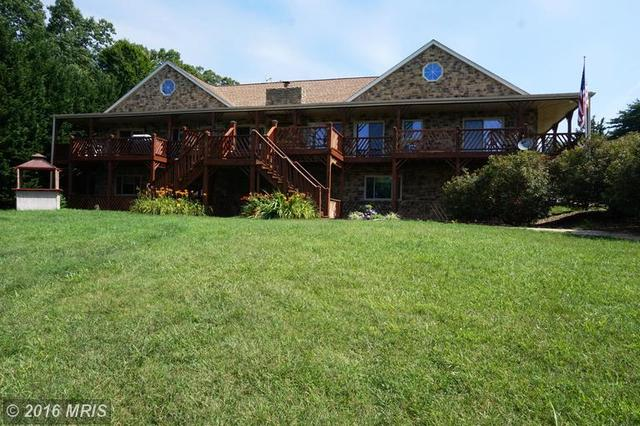 4420 Seay Point Rd, Mineral, VA 23117