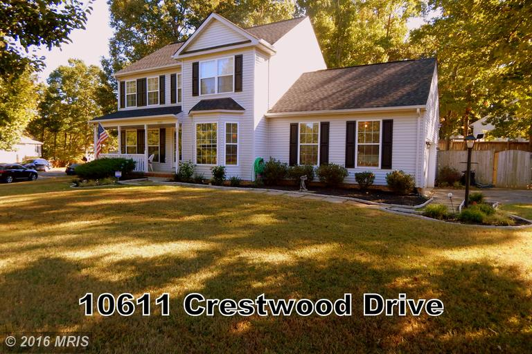 10611 Crestwood Dr, Spotsylvania, VA 22553