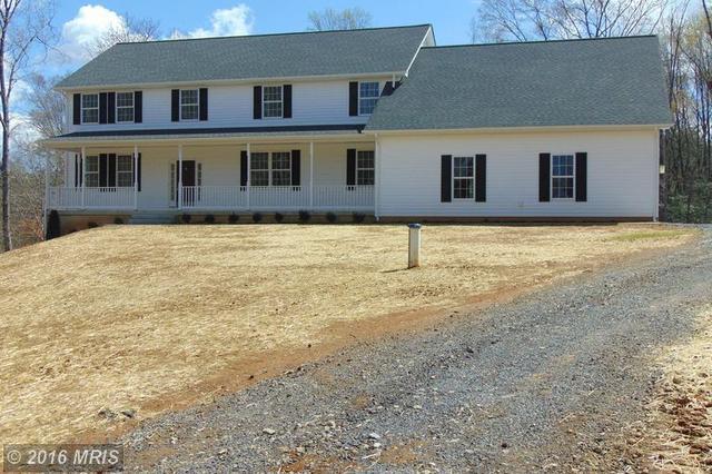 225 Chapel Green Rd, Fredericksburg, VA 22405