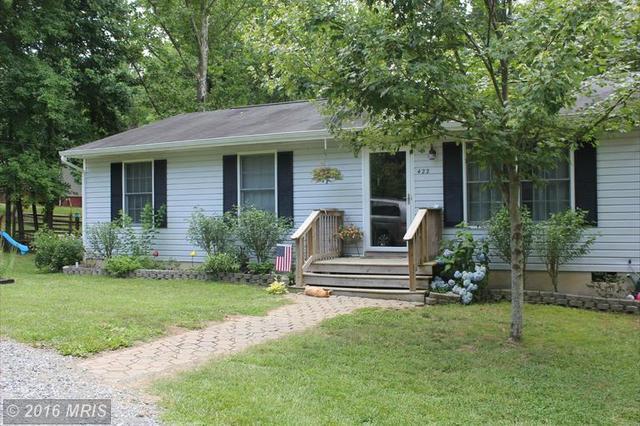 422 Smith St, Fredericksburg, VA 22405