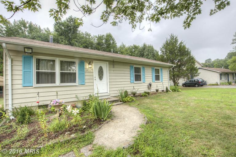 1421 Elizabeth Drive, Fredericksburg, VA 22405