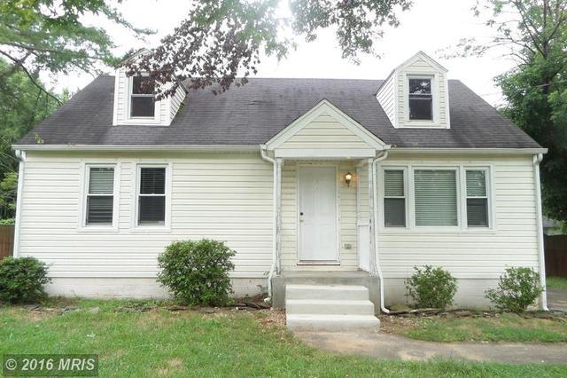 155 Onville Rd, Stafford, VA 22556