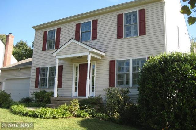 71 Melanie Hollow Ln, Fredericksburg, VA 22405