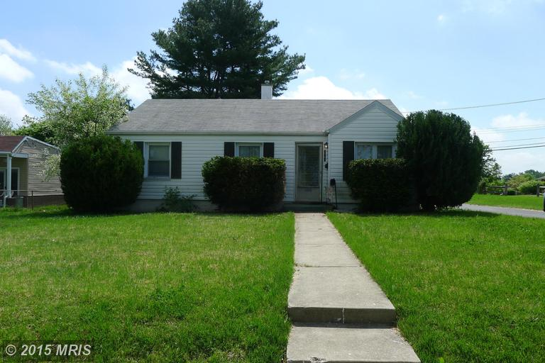 1104 Glenwood Ave, Hagerstown, MD