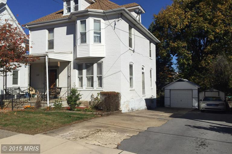 520 Brown Ave, Hagerstown, MD
