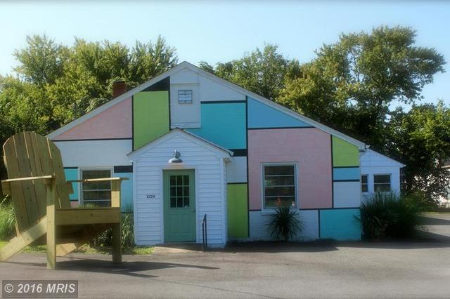 222 Wilder Ave, Colonial Beach, VA 22443