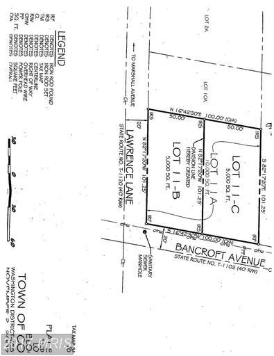 1229 Bancroft Lot 11-b Ave, Colonial Beach, VA 22443