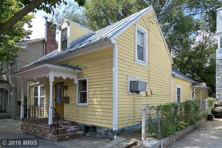 613 Loudoun Street S, Winchester, VA 22601