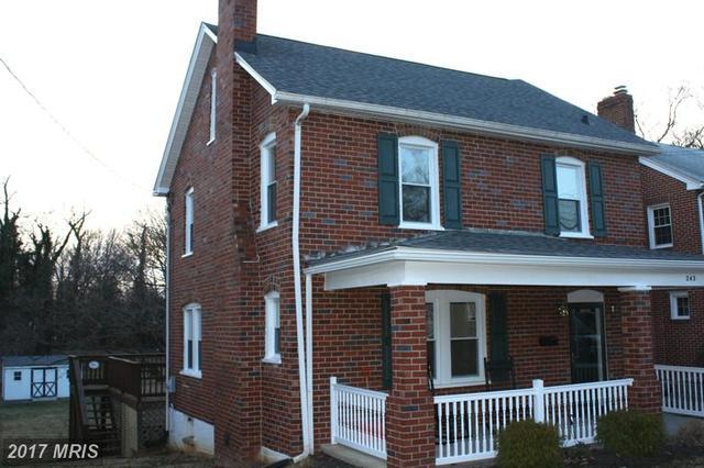 243 Miller St, Winchester, VA 22601
