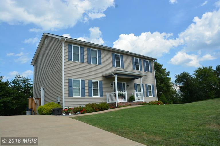 386 Hill Top Court, Front Royal, VA 22630