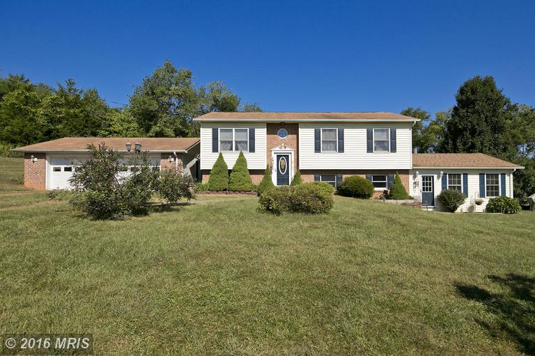 126 Thompson Hollow Ct, Bentonville, VA 22610
