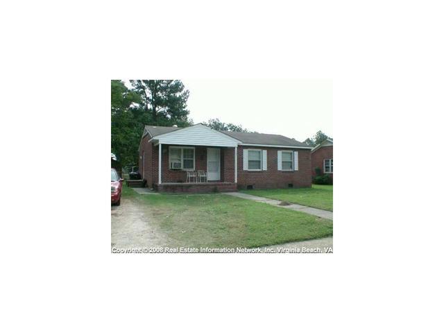 609 Gardner St, Franklin, VA 23851