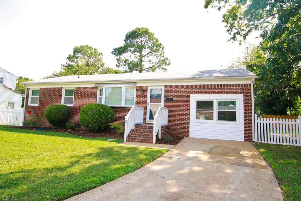 109 Hilda Cir, Hampton, VA 23666