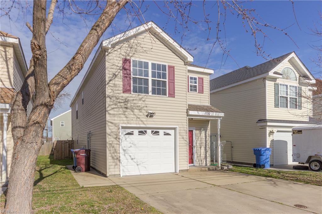 1710 Weber Avenue, Chesapeake, VA 23320