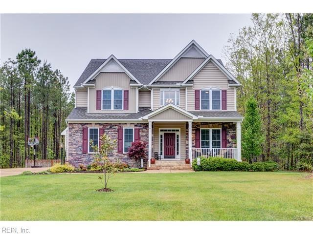 3454 Red Tail Ct, Providence Forge, VA 23140