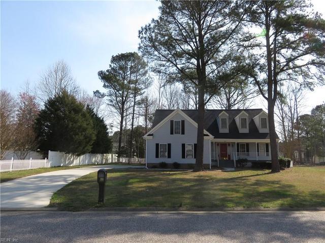 106 Wilderness Ln, Smithfield, VA 23430