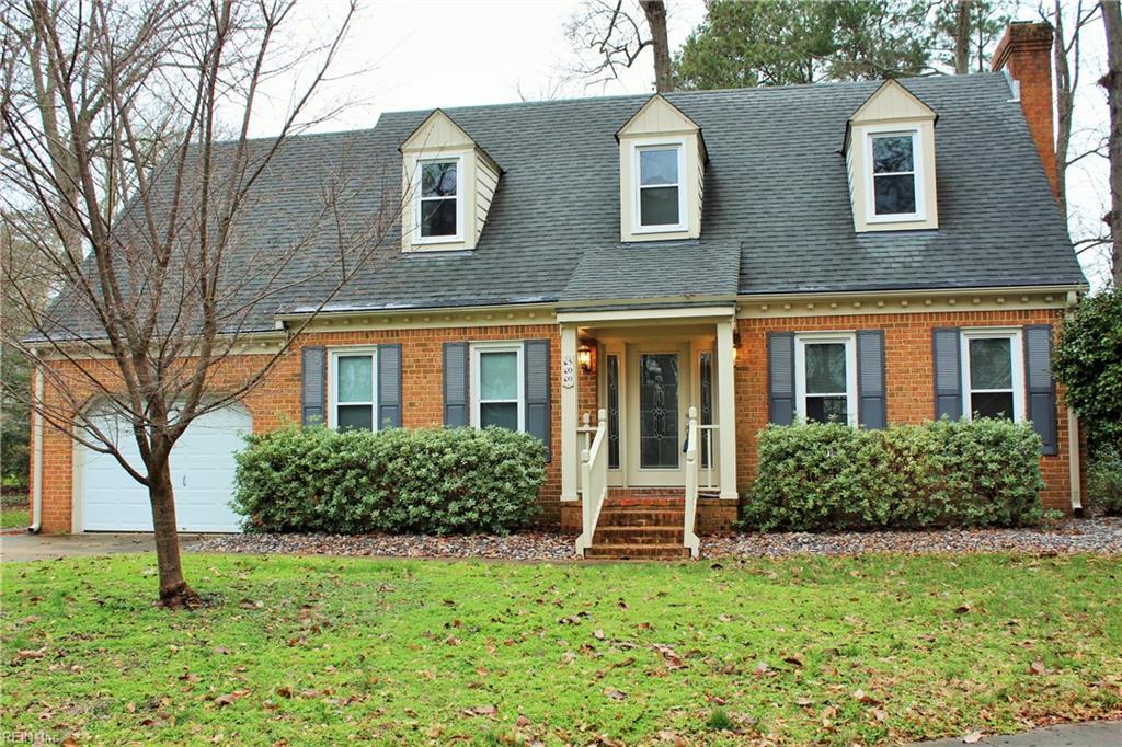 500 Wickwood Dr, Chesapeake, VA 23322
