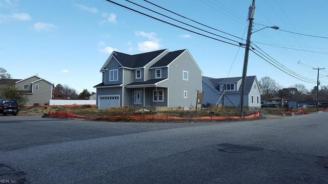2 Stoneybrook Ln, Newport News, VA 23608