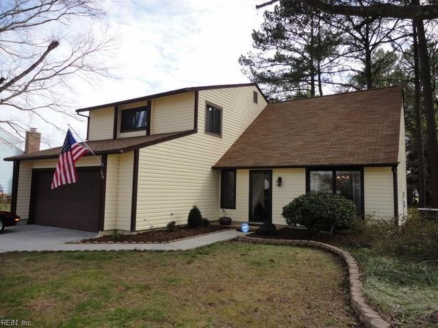 128 Villa WayYorktown, VA 23693
