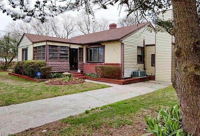 641 Augusta St, Hampton, VA 23669