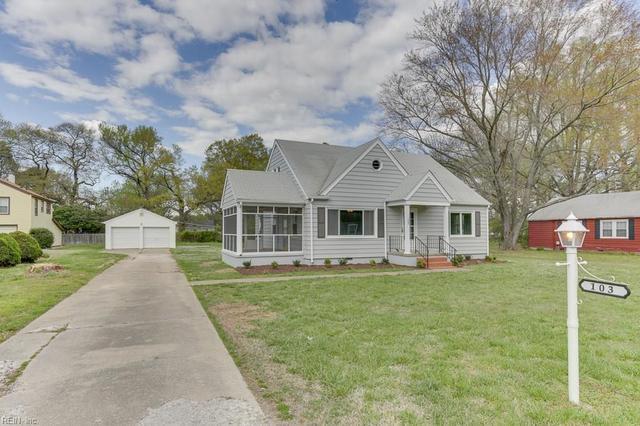 103 Sanford Dr, Hampton, VA 23661