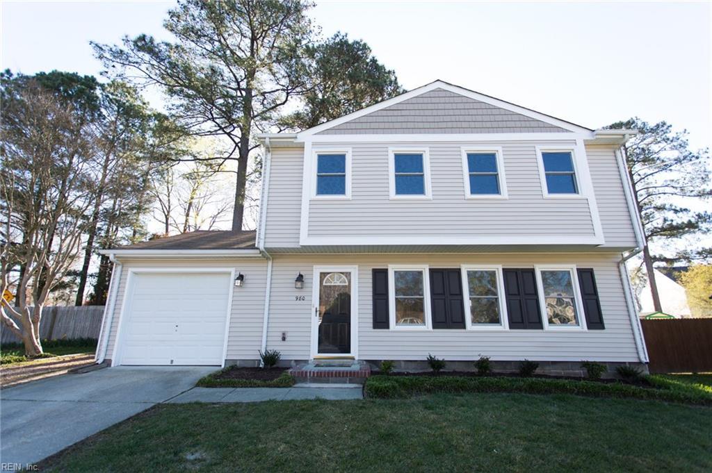 980 Red Oak Cir, Newport News, VA 23608