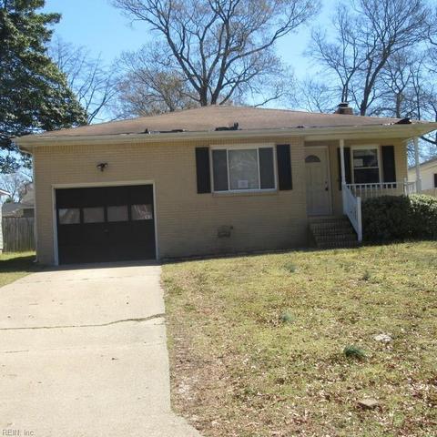 1516 Philmont Ave, Chesapeake, VA 23325