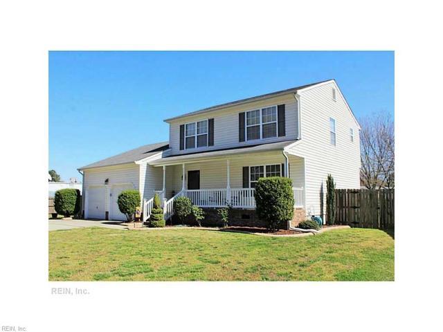 13 Belmont Rd, Newport News, VA 23601