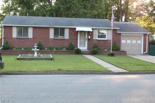 1903 Conner Rd, Hampton, VA 23663