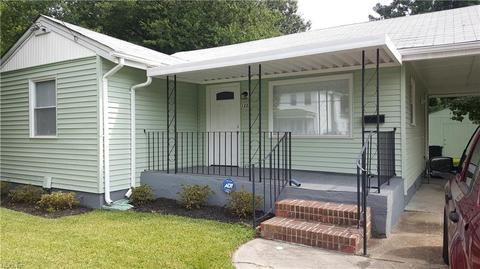 1223 Wilcox Ave, Portsmouth, VA 23704