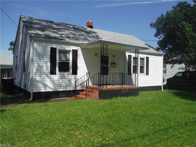 812 Cambridge Ave, Portsmouth, VA 23707