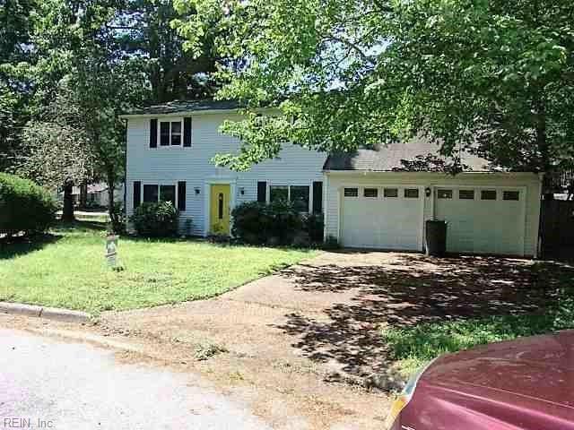 1222 Powder House Dr, Newport News, VA 23608