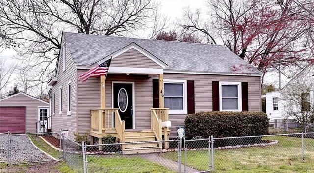 46 Cavalier Rd, Hampton, VA 23669