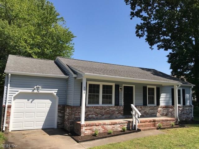 888 Harpersville Rd, Newport News, VA 23601