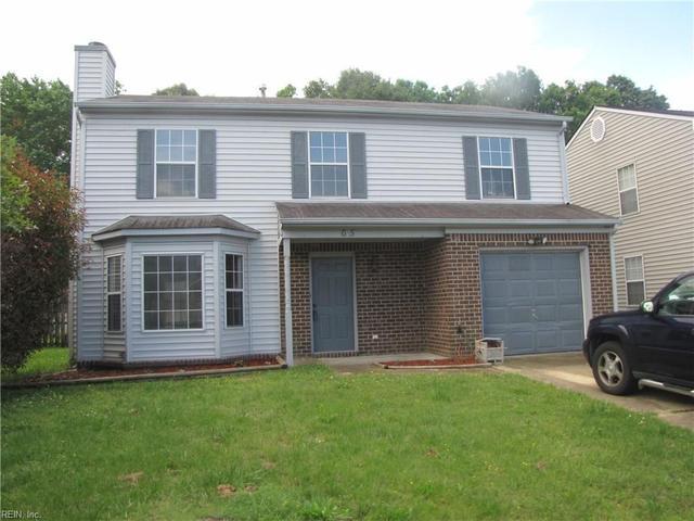 65 Kincaid Ln, Hampton, VA 23666